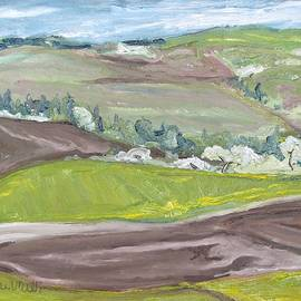 Spring Hills by Francois Fournier