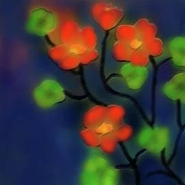 Spring is just around the corner by Latha Gokuldas Panicker