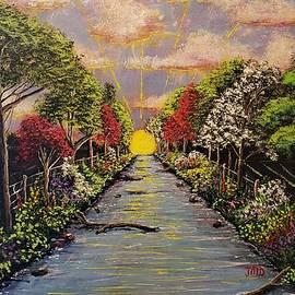 Spring Loosahatchie by John Davis