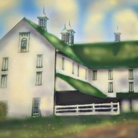 Spring on the Farm by Angela Davies