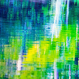 Spring Reflections by Fran Sunday