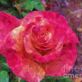 Spring Season New Rose by Katherine Erickson