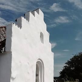 St. Ibbs Medieval Church  by Alexandra Vusir
