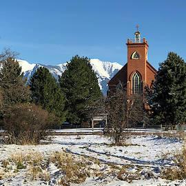 St. Ignatius Mission, Montana by Tatiana Travelways