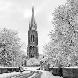 St James' Church, Louth by Paul Thompson