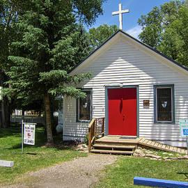 St. James Episcopal Church Lake City CO by Mary Lee Dereske