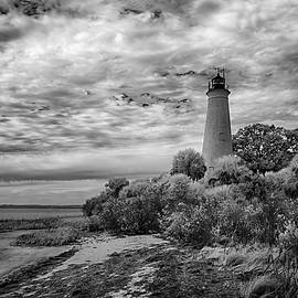 St. Mark's Lighthouse by Jurgen Lorenzen