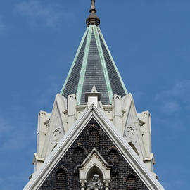 St. Mary's of McKees Rocks by Chad Lilly