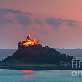 St Michael's Mount, Cornwall, England 2 by Henk Meijer Photography