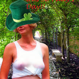 St Patty Day Card 1 for 2020 by Broken Soldier