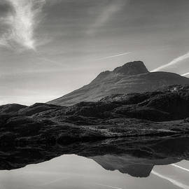 Stac Pollaidh Reflection by Dave Bowman