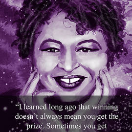 Stacey Abrams on Winning by Eileen Backman
