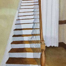 Stairway by Bonnie Young