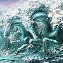 Stallion Splash by Teresa Trotter