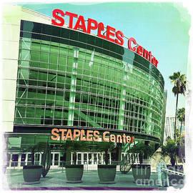 STAPLES Center by Nina Prommer