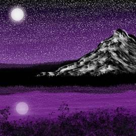 Starlight Mountain by Skyler Jackson