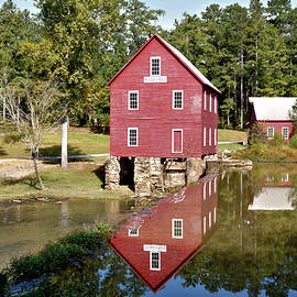 Starrs Mill - Fayette Georgia 1 by John Trommer