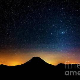 Starry night by Liran Eisenberg