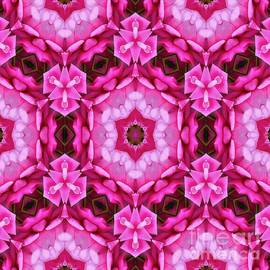 Starry Rose Pattern by Sea Change Vibes