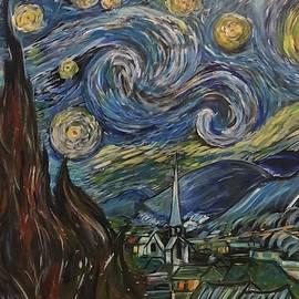 Starry Starry Night by Belinda Low