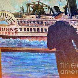 Steamboat 1910 St Johns CBVA sunlit by GJ Glorijean