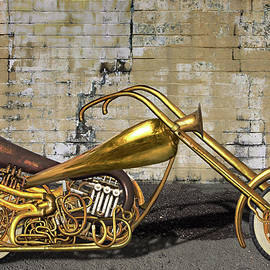 Steampunk - Music - Check out those pipes by Mike Savad