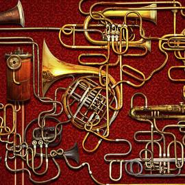 Steampunk - Music - Very instrumental by Mike Savad
