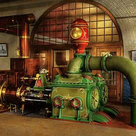 Steampunk - Worthington duplex steam pump 1880 by Mike Savad