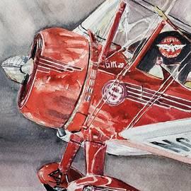 Stearman Biplane by Merana Cadorette