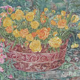 Steps In The Garden Heaven by Kim Tran