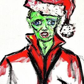 Steve Buscemi Caricature by Debora Lewis