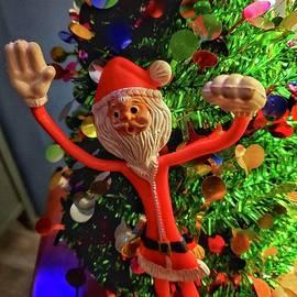 Stick Santa by Lisa Lindgren