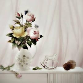 Still Life-1 by Nina Bradica