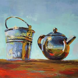 Still Life by Kamsar Ohanyan