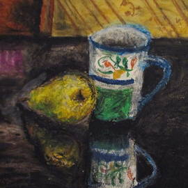 Still Life Pared Cup by Jen Shearer