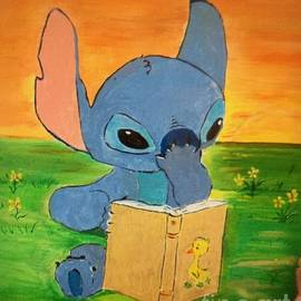 Stitch by Donald Northup