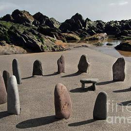 Stone Shadows by Mark Haynes