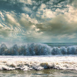 Storm Surge by Kelley Freel-Ebner