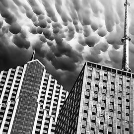 STORM WARNING One Prudential Plaza Chicago by William Dey