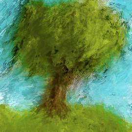 Stormy oak #k8 by Leif Sohlman