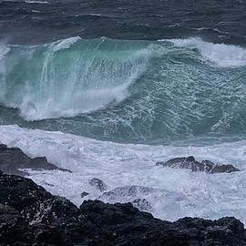 Stormy Seas by Randy Hall