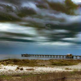 Stormy Shores by Scott Michael Wilson
