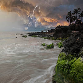 Stormy skies by James Roemmling