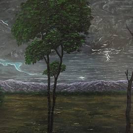 Stormy Weather by Tammy Oliver