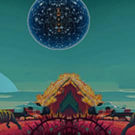 Strange Planet by Jonathan Doyle