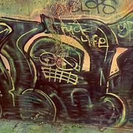 Street Art by Denisse Del Mar Guevara