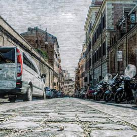 Street in Rome by Steven Ploski