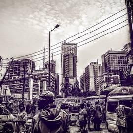 Street Life by Damilare Raheem