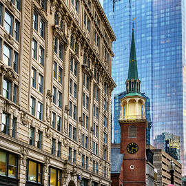 Streets of Boston by Alexey Stiop