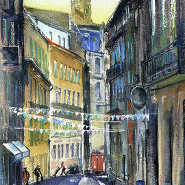 Streets of Porto by Dora Hathazi Mendes